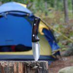 camping knives