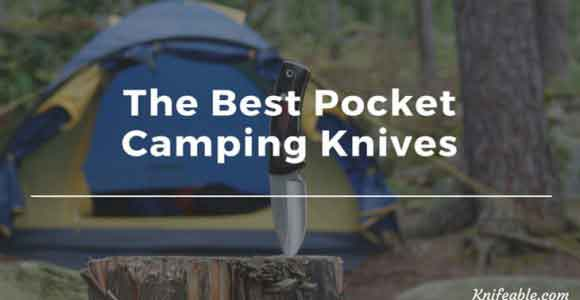best pocket hunting knife