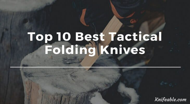 best tactical folding knife