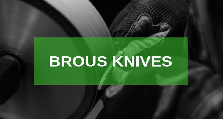 Brous Knives