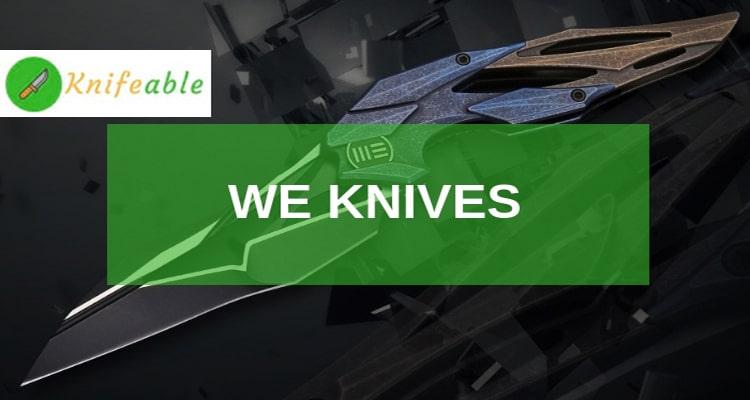 WE Knives